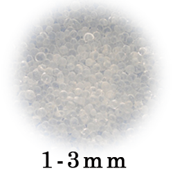 Loose White Beads 1-3mm